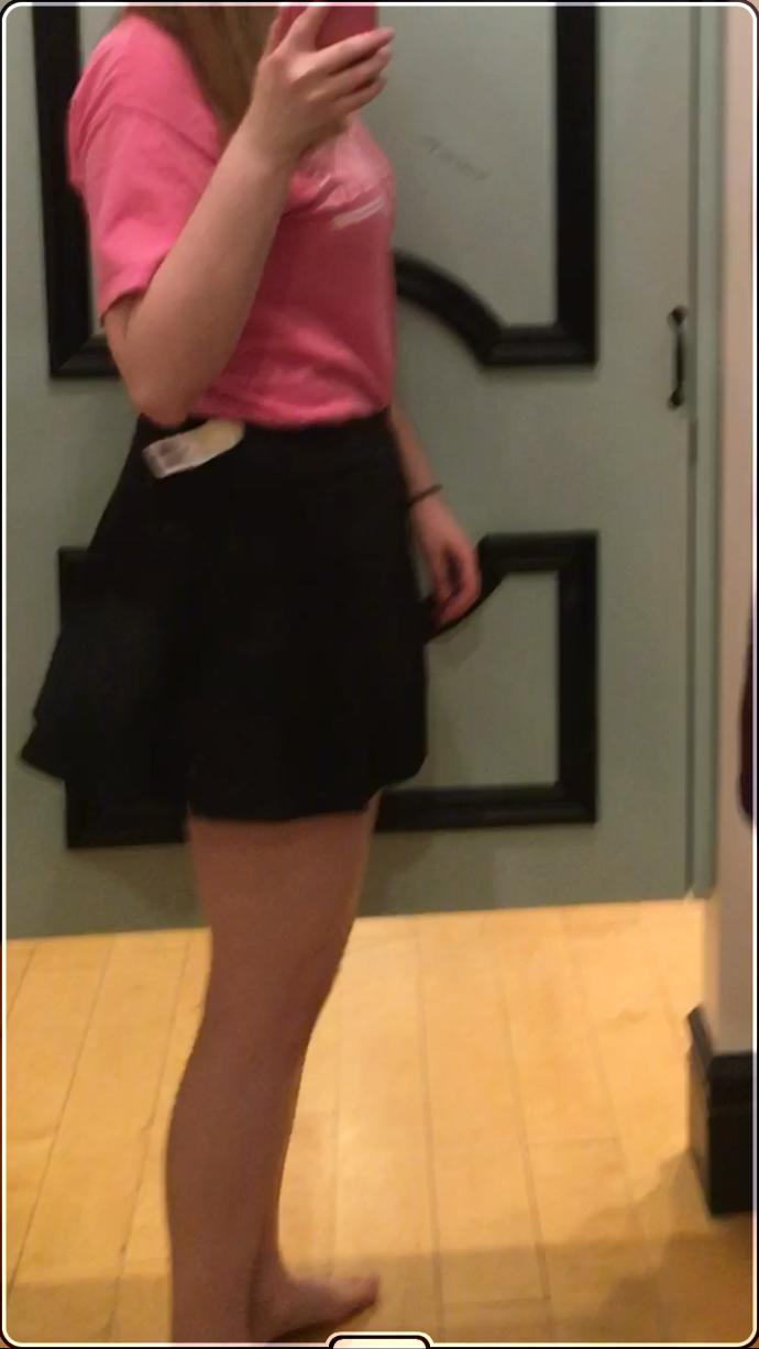 Is this skirt too short?