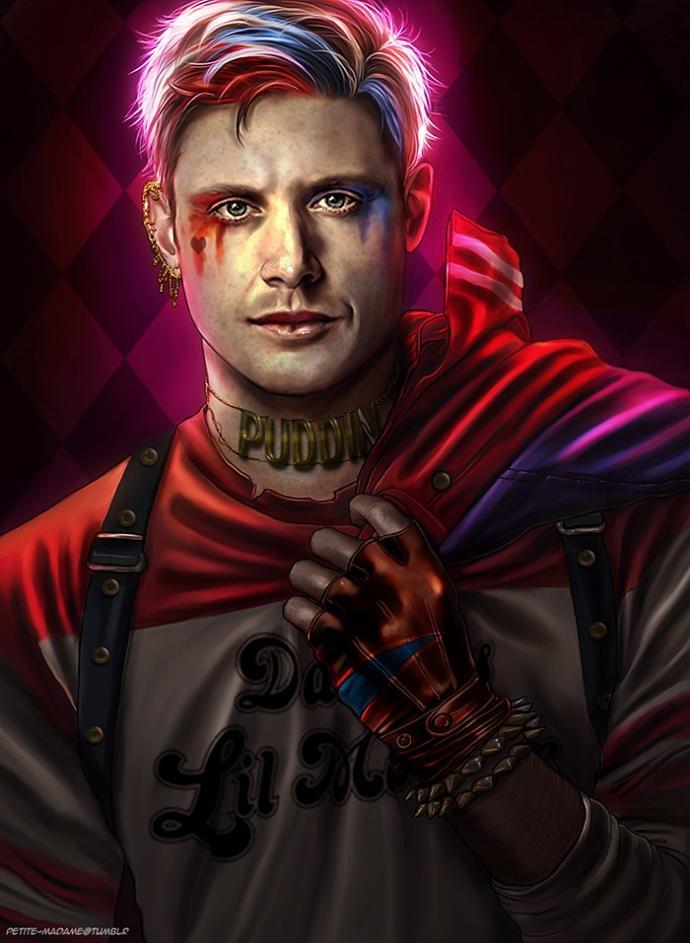 Cosplay idea: Male Harley Quinn. Yay or nay?