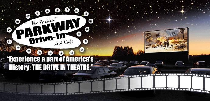 Have you ever been to a drive in and don't you think they should bring those back?