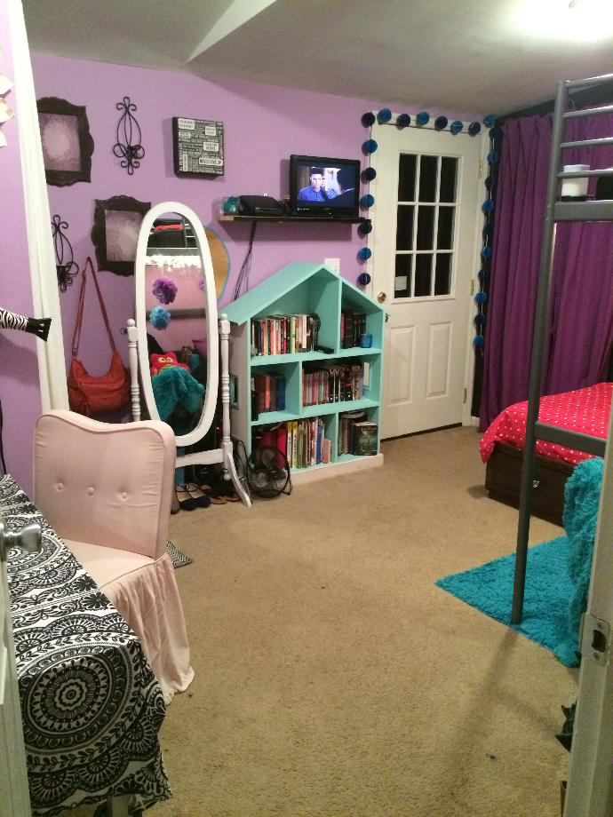 How does my room look?