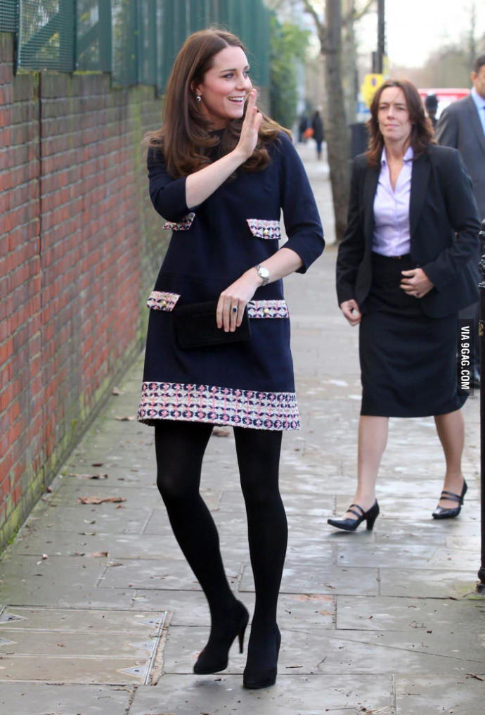 Girls, What do you think of Kate Middleton outfit?