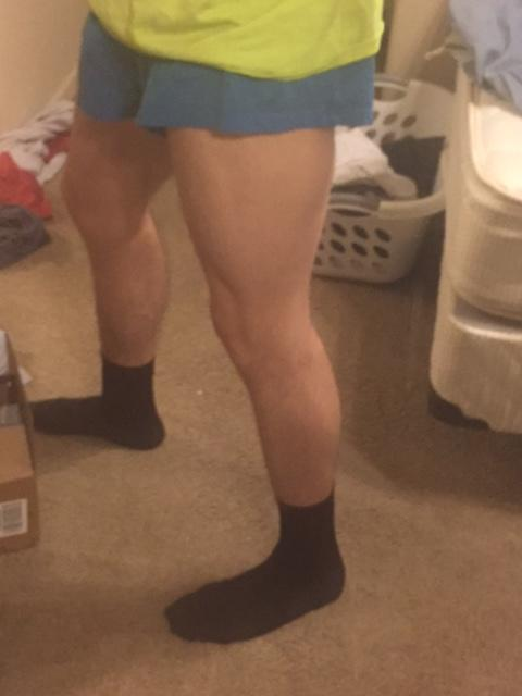 How would you say my legs look[promise no dick pick]?
