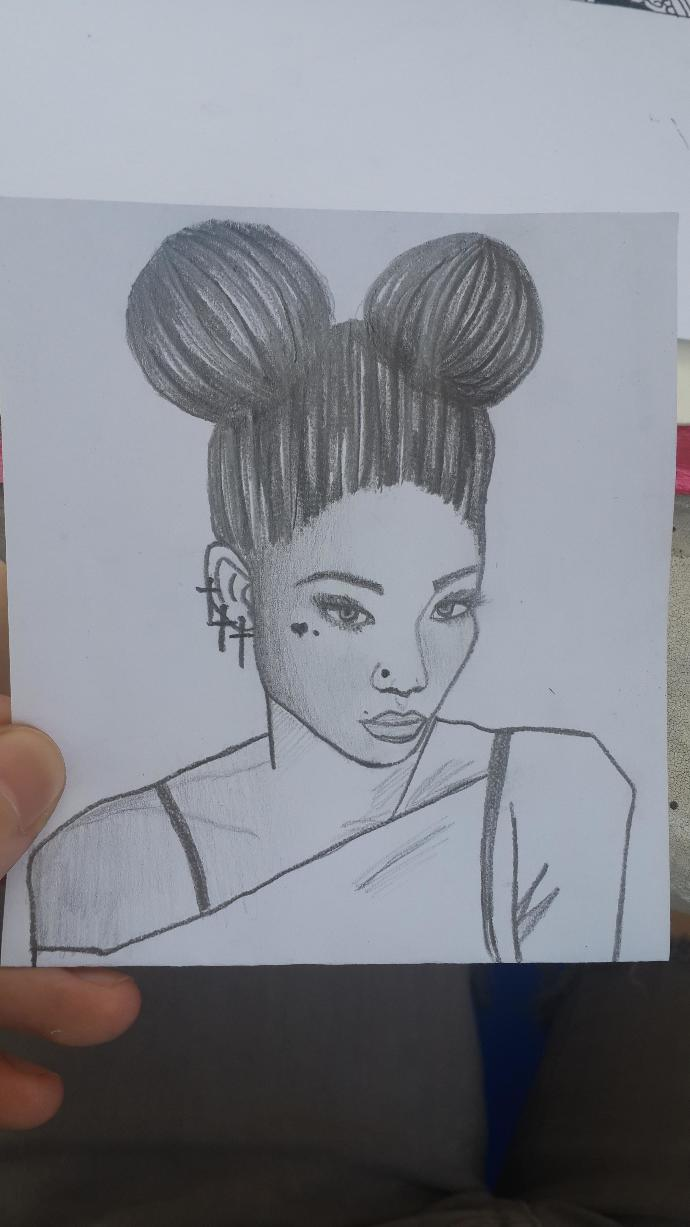 My drawing ! Do you like it?