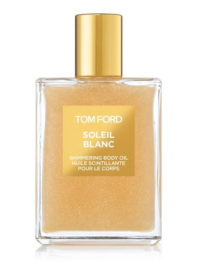 Where can I get the Tom Ford shimmering body oil?