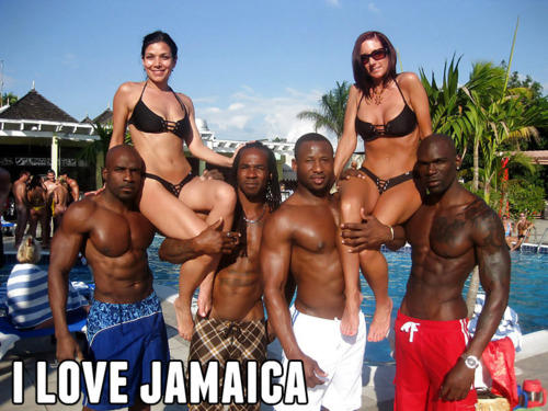 Why Do White Women Love Going To Jamaica To Get Dicked By -5903