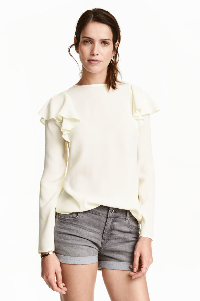 Thoughts on this frill top?