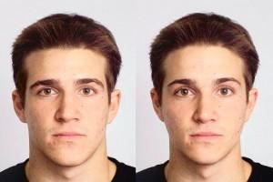 Girls, which face looks better left or right?