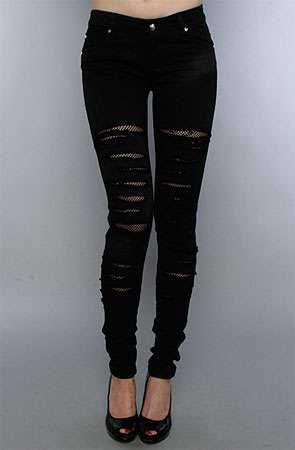 What do you think of these jeans?