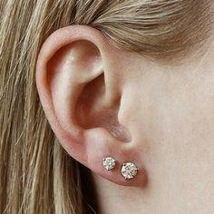 Thoughts on double ear piercings?