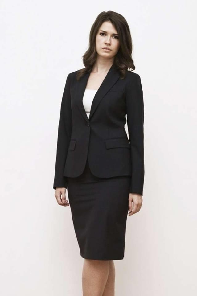 Girls, How many of you like wearing business suits?