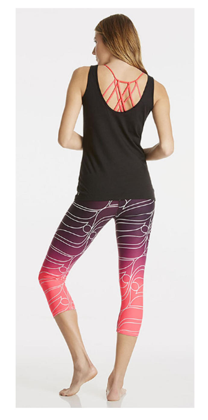 Which of these work out outfits do you like best?