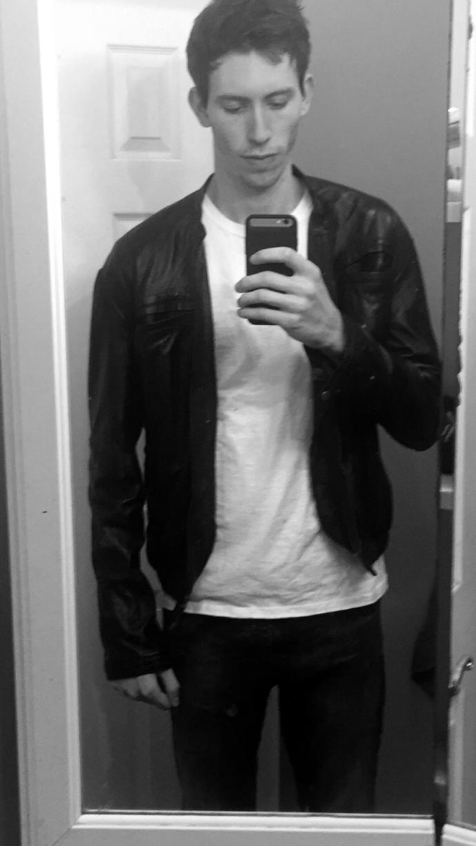 Girls, Can I pull off this leather jacket?