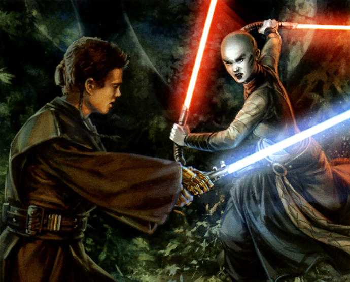 Best lightsaber duel in your opinion?