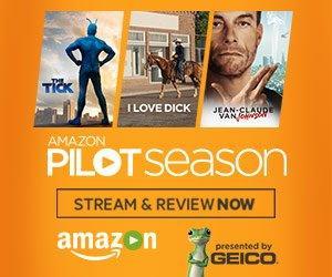 Anyone watch any of the Amazon Pilots?