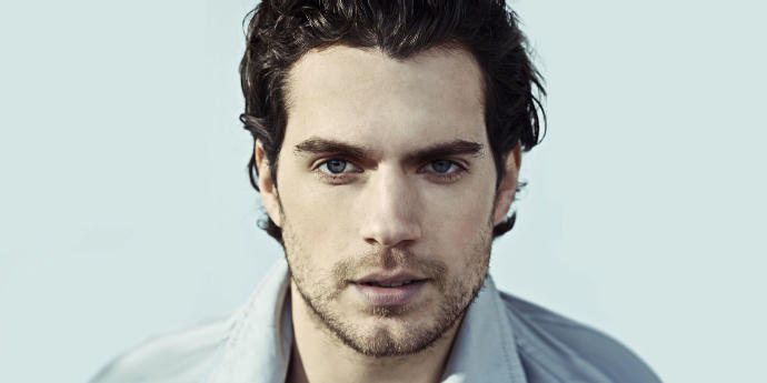 Why Superman has to be such beautiful man?
