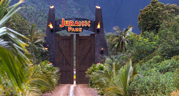 Would YOU visit Jurassic Park if it were a real thing?