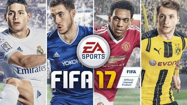Are you getting FIFA 17 ;) ?