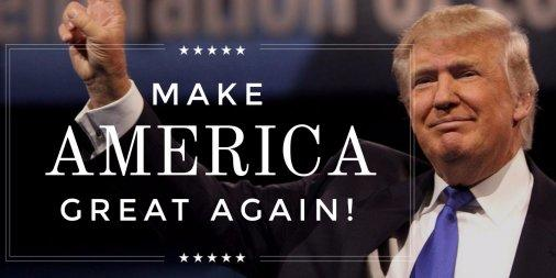I will vote for Donald Trump, I think that Hillary Clinton is really bad?