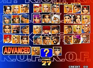 Absolutely random question time: If you made a fighting game, how many playable characters would you put in it?