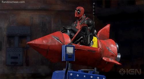 What's Your Favorite Deadpool Gif?