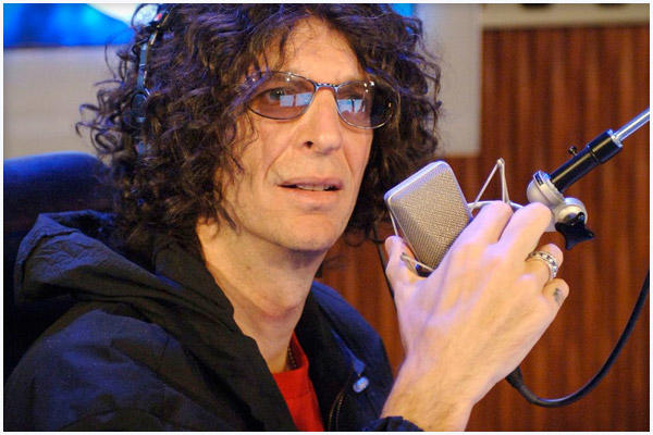 What do you think of Howard Stern?