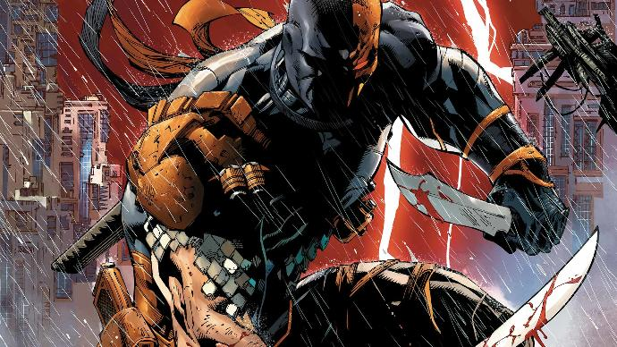 Any Thoughts On Deathstroke Being The Next Villain To Take On The Dark Night?