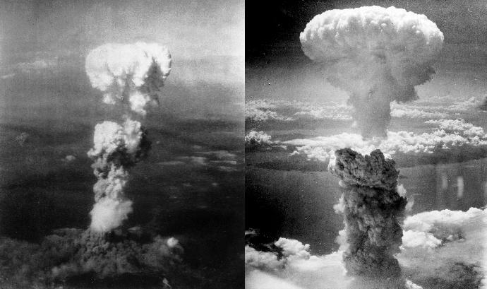 What Do you think of atomic bombings of Hiroshima and nagasaki ?