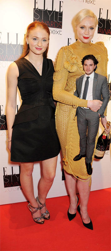 Jon Snow is a manlet. WTF?