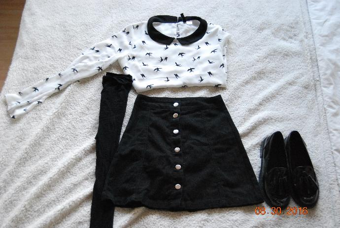 Girls, do you like this outfit? What could I wear instead?