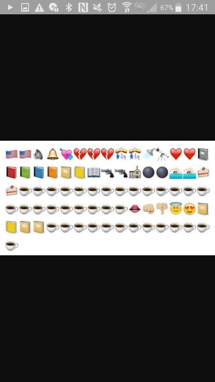 In your interpretation.... What do you think these emojis mean?
