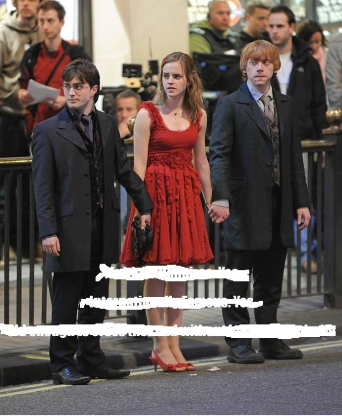 Daniel Radcliffe (Harry Potter) is a pathetic manlet?
