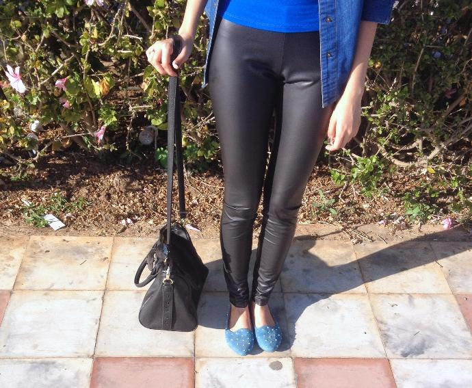 Girls, are leather leggings literally hot? How do you wear them in summer?