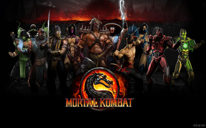 Are any of you a fan of the Mortal Kombat franchise?