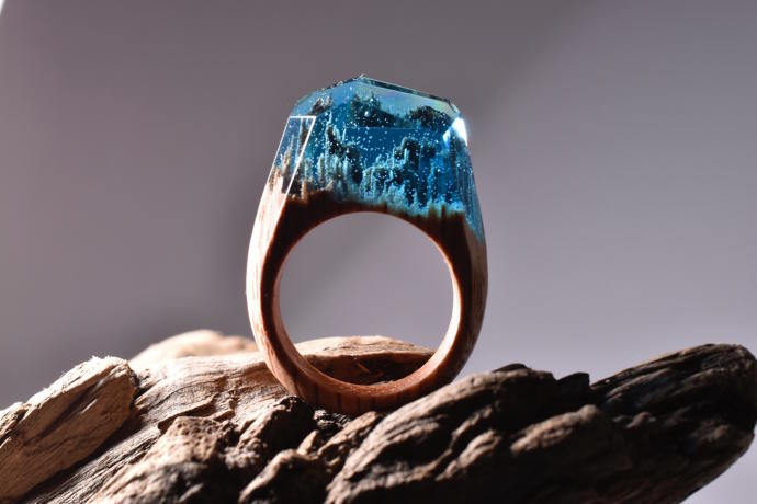 What do you think of these rings?