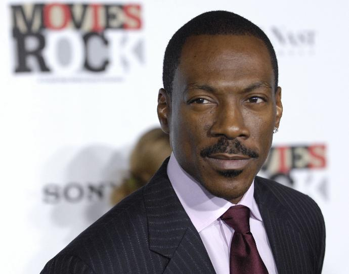 How funny is this Comedian: Eddie Murphy?