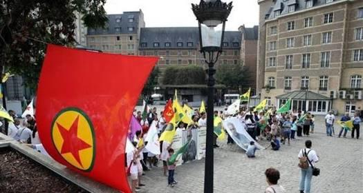 Why the Belgium support a terrorist organization of PKK ?