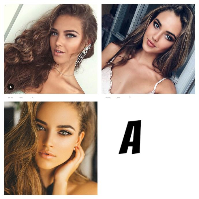 Which instagram chick is the hottest? (With pics)?