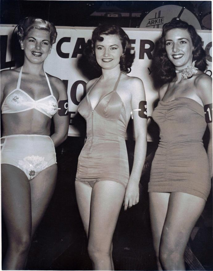 Do you find this photo from the 1950s cute?