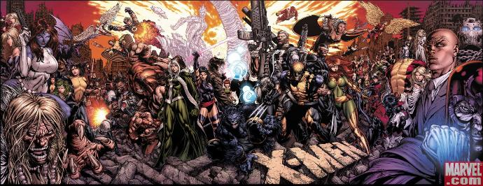 Who is your favorite X-Men character?