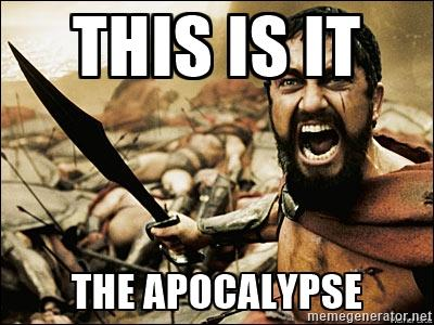 if there was a Apocalypse situation what five items would be the most valuable?