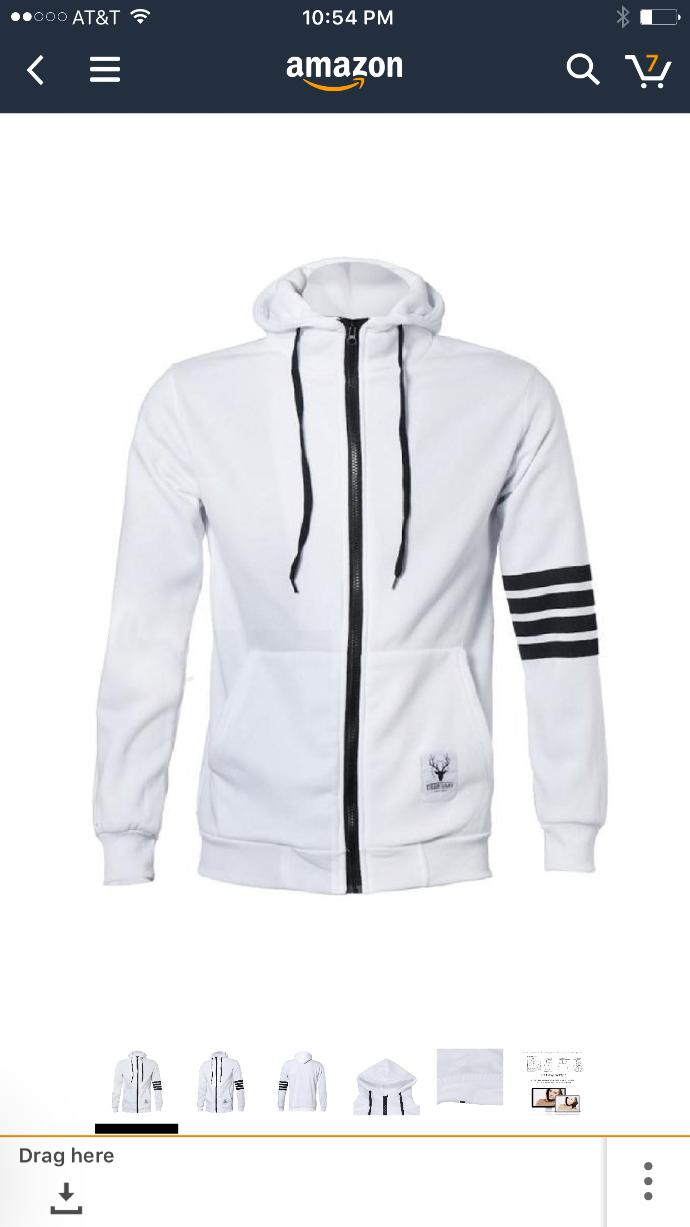 Should I get this cool hoodie on Amazon?