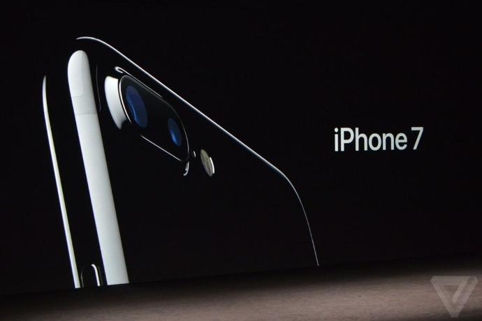 The new iPhone 7 was unveiled today, what do you think about it?
