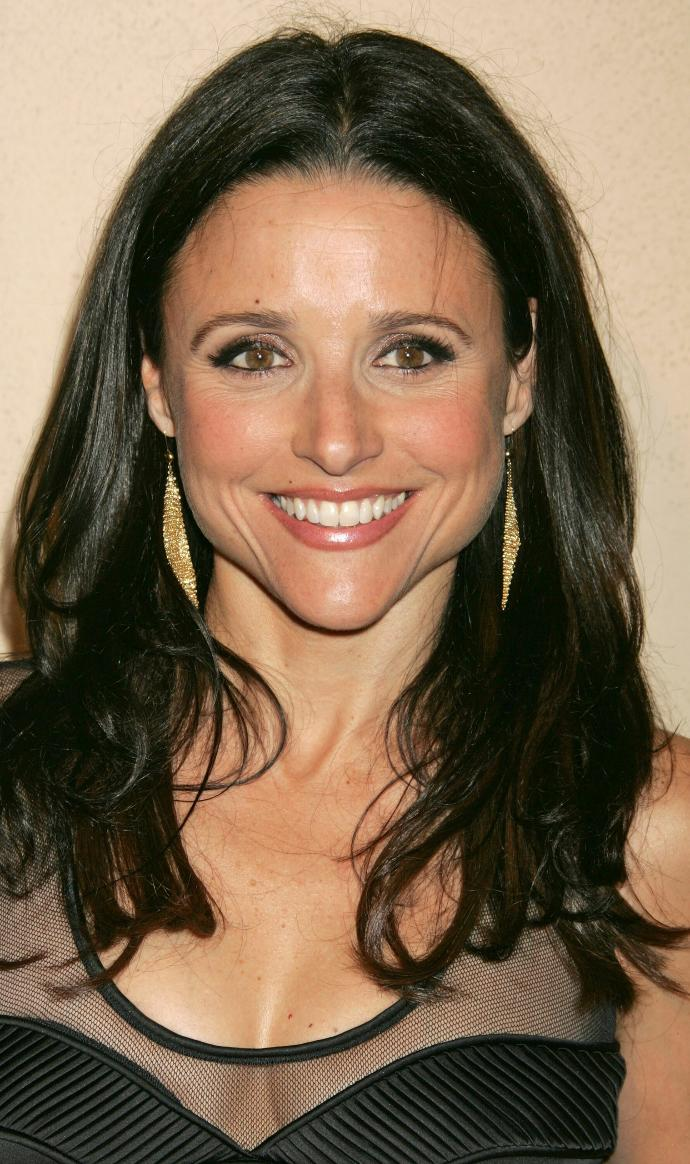 How funny is this Comedian: Julia Louis-Dreyfuss?