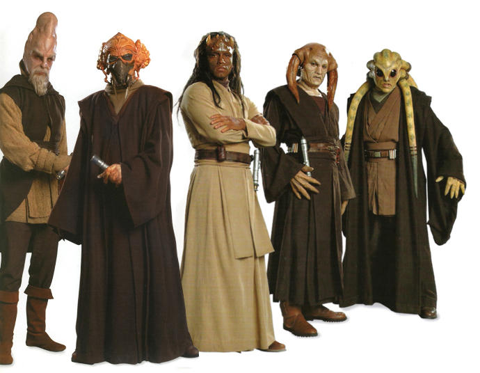Who Is Your Favorite Jedi?