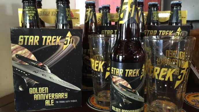 Today is Star Trek's 50th anniversary! What are you doing to celebrate?