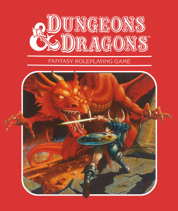 Would you play a game of Dungeons and Dragons with your partner if he/she asked you?