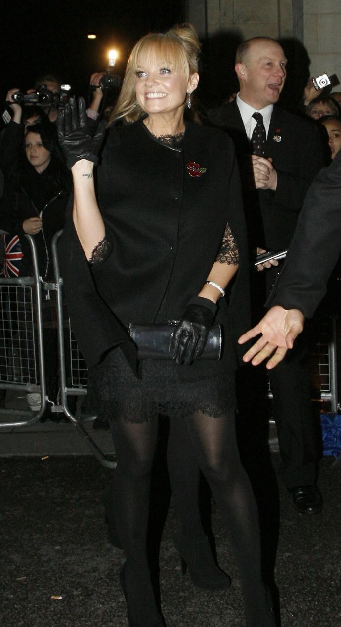 Girls, does Emma Bunton look good here?