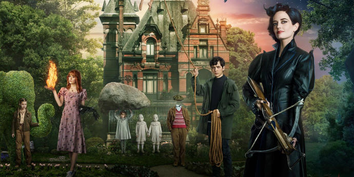 Will you watch Miss Peregrine's Home for Peculiar Children?