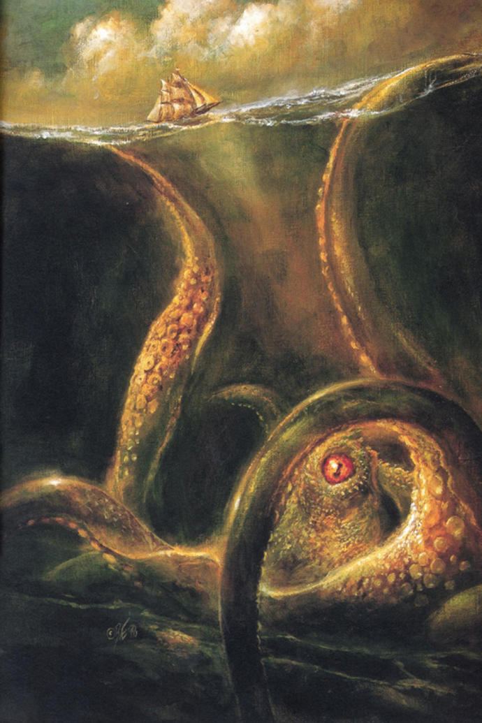 How would YOU defeat the Kraken?