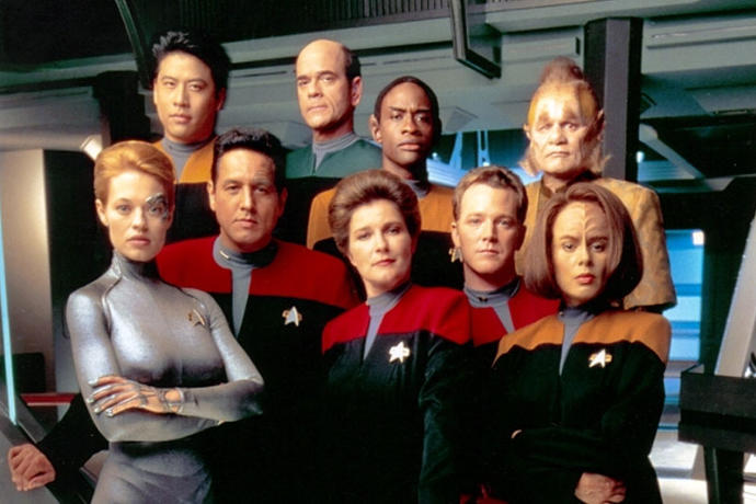Which Star Trek series is your favorite?